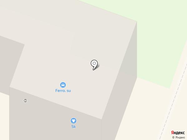 АвтоStop на карте Каменска-Уральского