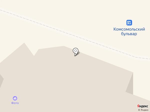 Сказка на карте Каменска-Уральского