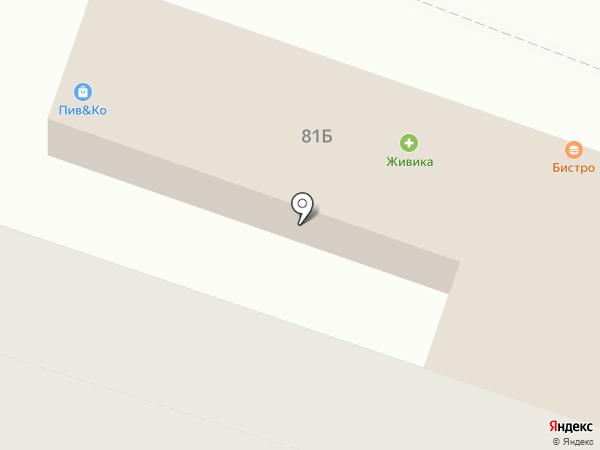 Алладин на карте Каменска-Уральского