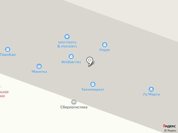 Имидж на карте Каменска-Уральского
