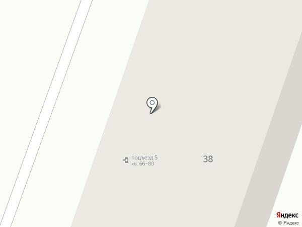 Красотка на карте Каменска-Уральского