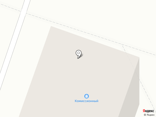 Комиссионный магазин на карте Каменска-Уральского