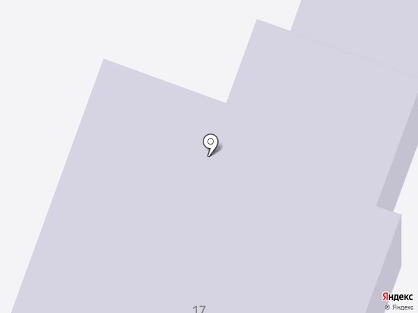 Детский сад №95 на карте Каменска-Уральского