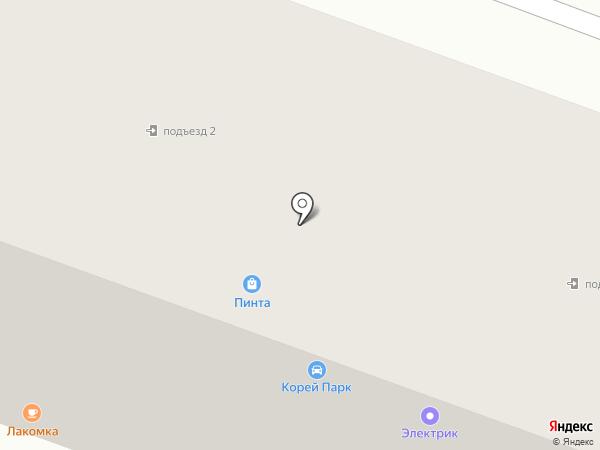 Магазин автозапчастей для Ford, Peugot на карте Каменска-Уральского