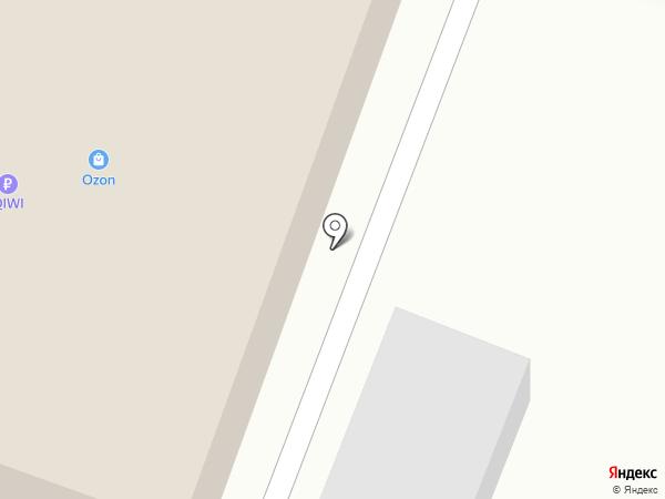 Автоэвакуатор на карте Каменска-Уральского