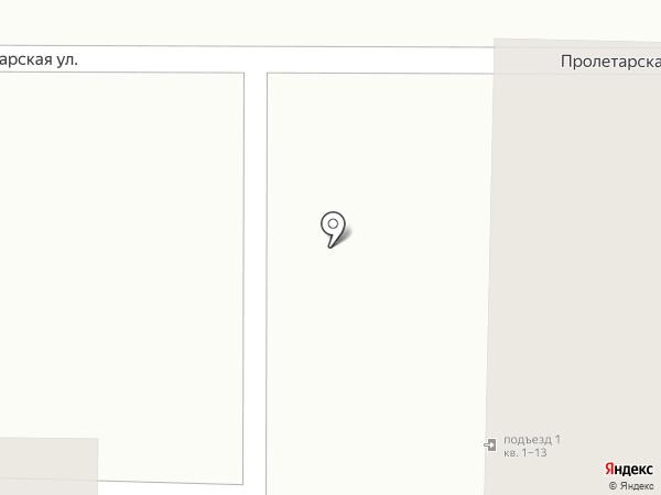 Почтовое отделение №17 на карте Каменска-Уральского