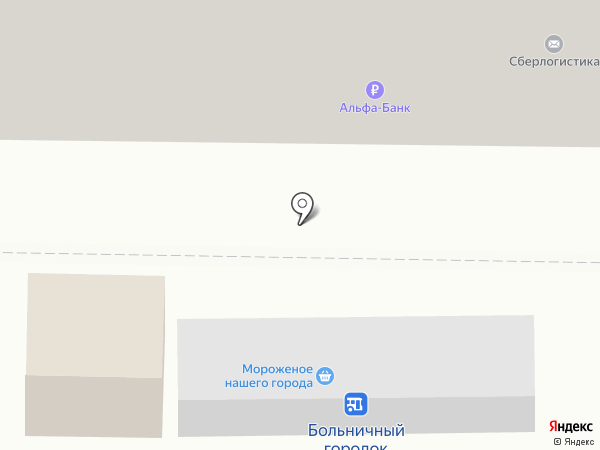 Киоск по продаже кондитерских изделий на карте Каменска-Уральского