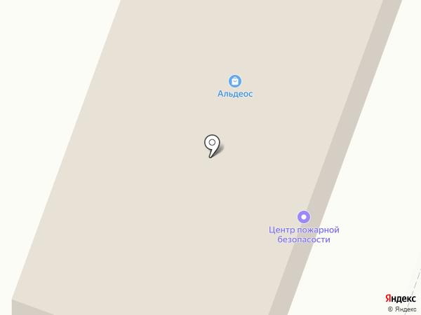 Теплоград-Каменск на карте Каменска-Уральского