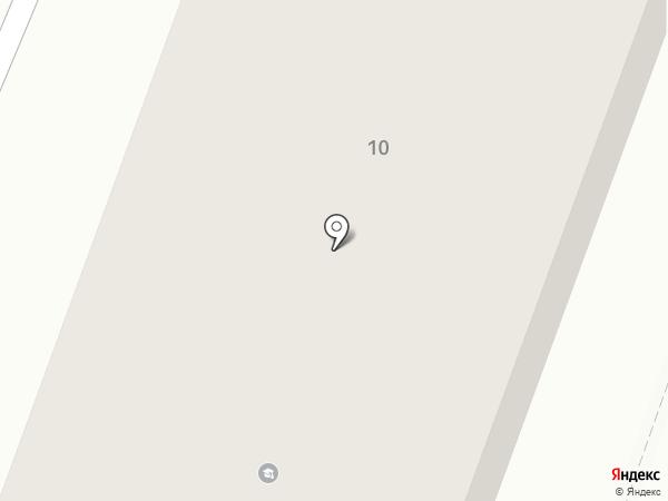 Вечерняя (сменная) общеобразовательная школа №1 на карте Каменска-Уральского