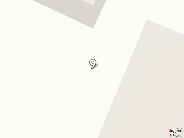 Велотурист на карте Каменска-Уральского
