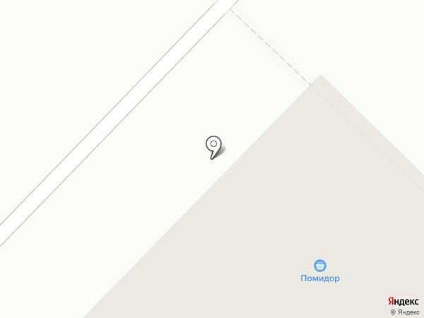 Продуктовый магазин на ул. Попова на карте Каменска-Уральского