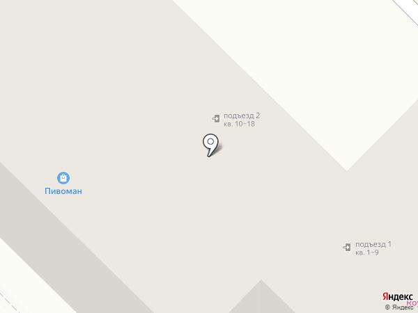 Йодлик на карте Каменска-Уральского