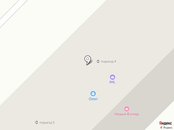 Большой, АО на карте Каменска-Уральского