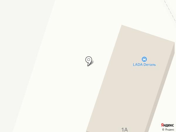 Экипаж на карте Каменска-Уральского