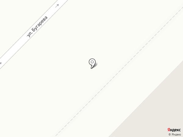 Красная Лента на карте Каменска-Уральского