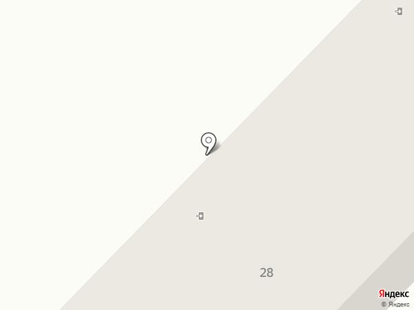 Юнона и Авоська на карте Каменска-Уральского