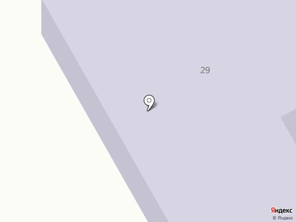 Основная общеобразовательная школа №39 на карте Каменска-Уральского