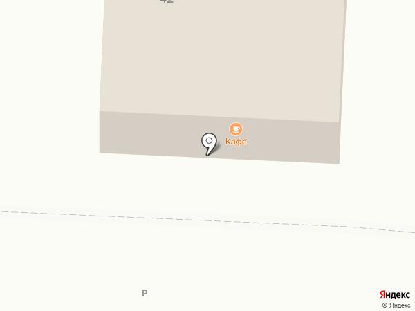 Автодеталь на карте Колчедана