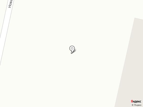 Фельдшерско-акушерский пункт на карте Бархатово