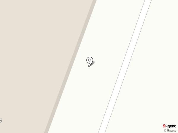 Автокомплекс-555 на карте Кургана