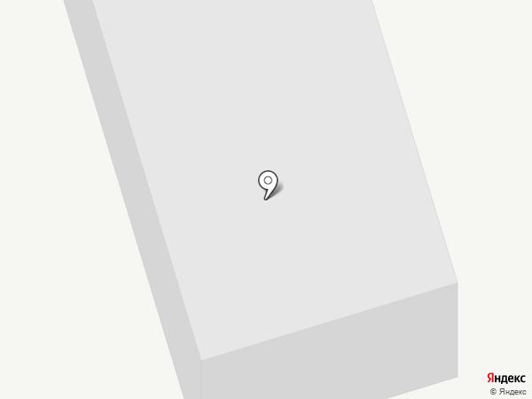 ДСУ-1 на карте Кургана