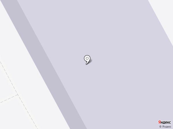 Средняя общеобразовательная школа №41 на карте Кургана