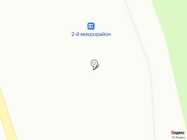 Киоск по продаже хлебобулочных изделий на карте Кургана