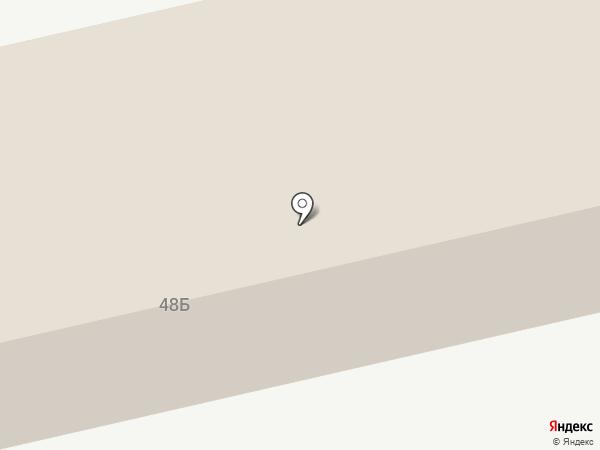 Лечебное исправительное учреждение №3 УФСИН по Курганской области, ФКУ на карте Кургана
