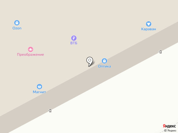 Матрешка на карте Кургана