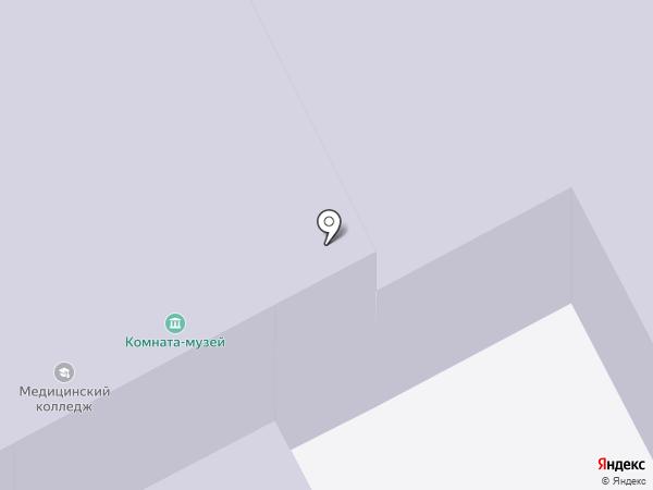 Комната-музей на карте Кургана