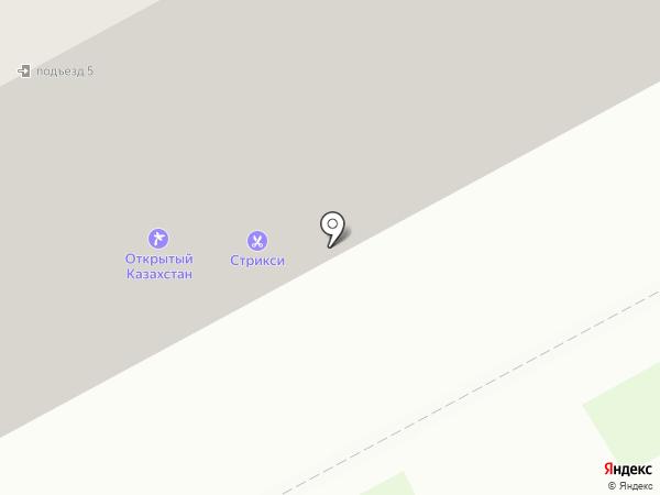 Лекарь на карте Кургана