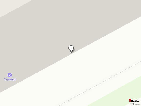 Нюша на карте Кургана