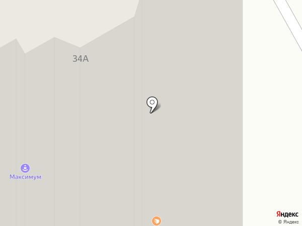 Хлебница на карте Кургана