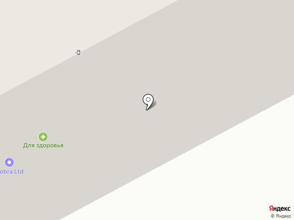 Кобра на карте Кургана