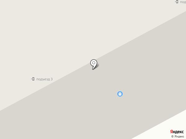 Корс на карте Кургана