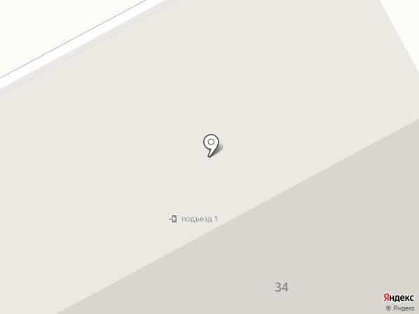 Наш угловой на карте Кургана