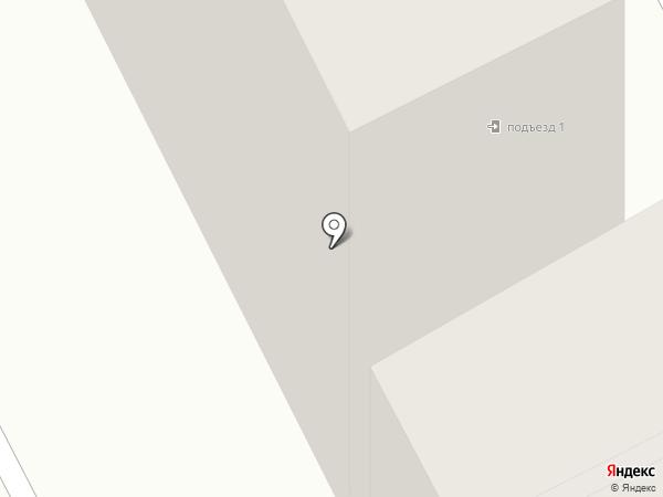 На Мальцева на карте Кургана