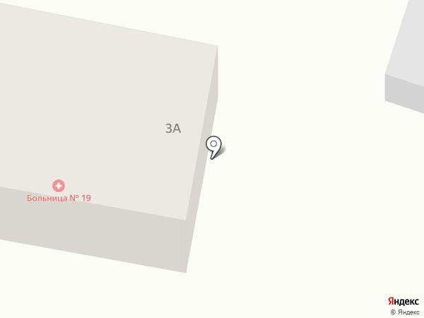 Фельдшерско-акушерский пункт на карте Кулаково