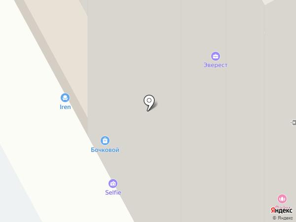 Малибу на карте Кургана