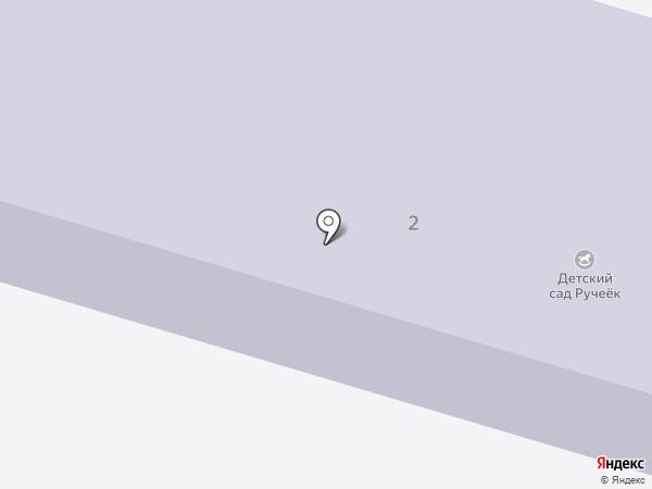 Ручеек на карте Кулаково