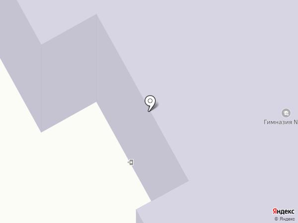 Гимназия №19 на карте Кургана