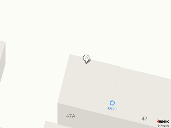 Забота на карте Кулаково