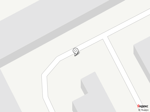Гаражно-строительный кооператив №59 на карте Кургана