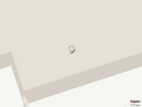 Магазин автотоваров на карте Кургана