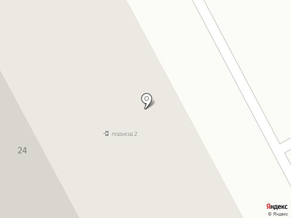 Акварели на карте Кургана