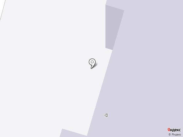Средняя общеобразовательная школа №5 на карте Кургана