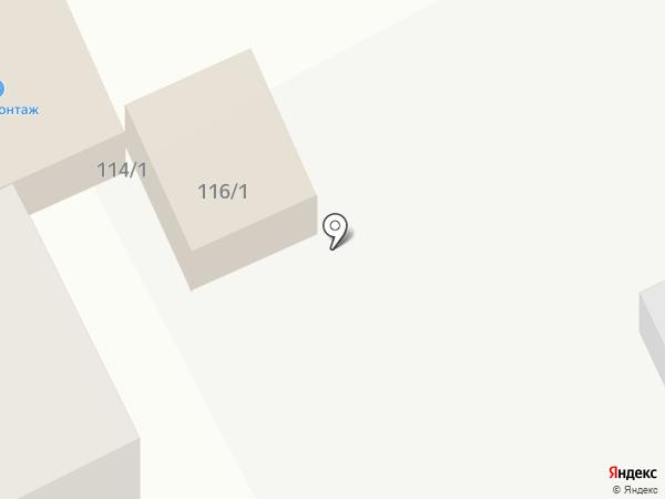 Банкомат, КБ Агропромкредит на карте Кургана