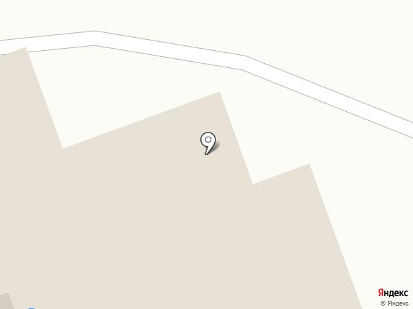 АвтоЗона на карте Кургана