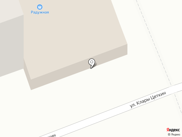 Торгово-производственная компания на карте Кургана