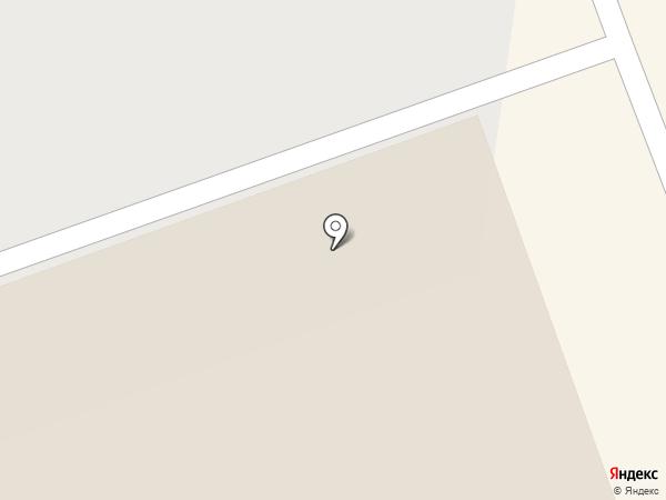 Евростиль на карте Кургана